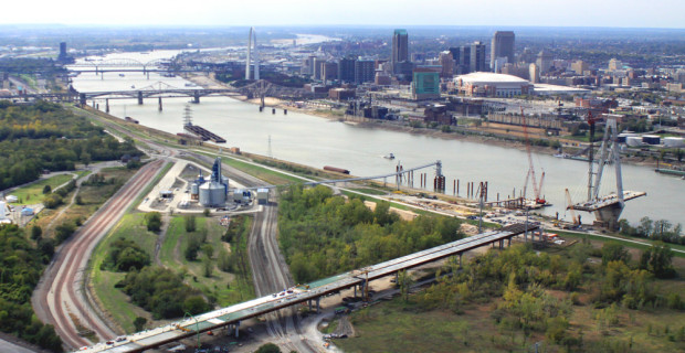 New River Bridge Work Completed
